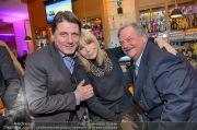Neujahrscocktail - Hilton Hotel - So 12.01.2014 - 21