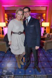 Neujahrscocktail - Hilton Hotel - So 12.01.2014 - 39