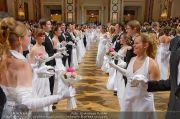 Zuckerbäckerball - Hofburg - Do 16.01.2014 - 102