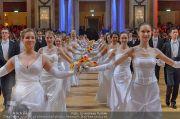Ball der Wiener Wirtschaft - Hofburg - Sa 18.01.2014 - 19