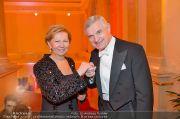 Ball der Wiener Wirtschaft - Hofburg - Sa 18.01.2014 - 2