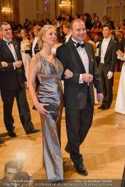 Ball der Wiener Wirtschaft - Hofburg - Sa 18.01.2014 - 29