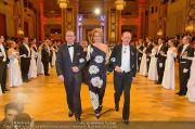 Ball der Wiener Wirtschaft - Hofburg - Sa 18.01.2014 - 32