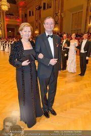 Ball der Wiener Wirtschaft - Hofburg - Sa 18.01.2014 - 33