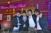 Technoball - Pratersauna - Sa 18.01.2014 - 9