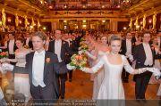 Philharmonikerball - Musikverein - Do 23.01.2014 - 100