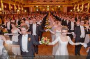 Philharmonikerball - Musikverein - Do 23.01.2014 - 101