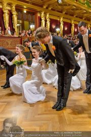 Philharmonikerball - Musikverein - Do 23.01.2014 - 106