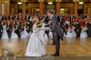 Philharmonikerball - Musikverein - Do 23.01.2014 - 111