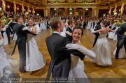 Philharmonikerball - Musikverein - Do 23.01.2014 - 115