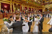 Philharmonikerball - Musikverein - Do 23.01.2014 - 116