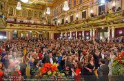 Philharmonikerball - Musikverein - Do 23.01.2014 - 137