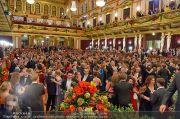 Philharmonikerball - Musikverein - Do 23.01.2014 - 138