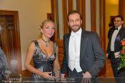 Philharmonikerball - Musikverein - Do 23.01.2014 - 28