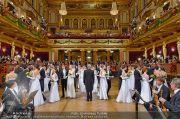 Philharmonikerball - Musikverein - Do 23.01.2014 - 79