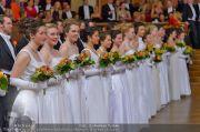 Philharmonikerball - Musikverein - Do 23.01.2014 - 80