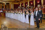 Philharmonikerball - Musikverein - Do 23.01.2014 - 81