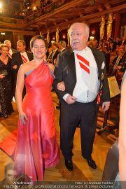 Philharmonikerball - Musikverein - Do 23.01.2014 - 84