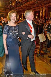 Philharmonikerball - Musikverein - Do 23.01.2014 - 86