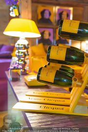 Clicquot in the Snow - Chalet Pichlalm - Fr 24.01.2014 - 24