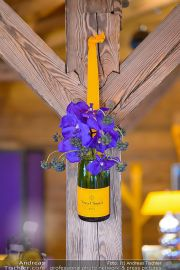 Clicquot in the Snow - Chalet Pichlalm - Fr 24.01.2014 - 25