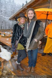 Clicquot in the Snow - Chalet Pichlalm - Fr 24.01.2014 - 59