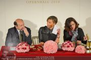 Opernball PK - Staatsoper - Di 28.01.2014 - 48