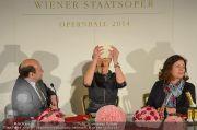 Opernball PK - Staatsoper - Di 28.01.2014 - 52