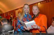 Buchpräsentation - Tanzschule Elmayer - Di 04.02.2014 - 10