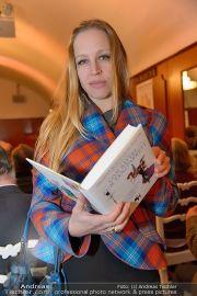 Buchpräsentation - Tanzschule Elmayer - Di 04.02.2014 - 11