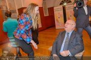 Buchpräsentation - Tanzschule Elmayer - Di 04.02.2014 - 13