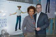 Dallas Buyers Club Premiere - Gartenbaukino - Mi 05.02.2014 - 17
