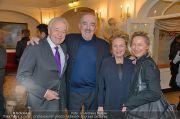 Premiere ´Quartett´ - Theater in der Josefstadt - Do 06.02.2014 - 16