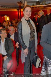 Premiere ´Quartett´ - Theater in der Josefstadt - Do 06.02.2014 - 19