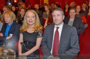 Premiere ´Quartett´ - Theater in der Josefstadt - Do 06.02.2014 - 20