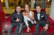 ATV Wien bei Nacht - Lugner Kinocity - Mi 12.02.2014 - 1