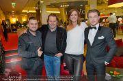 ATV Wien bei Nacht - Lugner Kinocity - Mi 12.02.2014 - 11