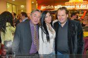 ATV Wien bei Nacht - Lugner Kinocity - Mi 12.02.2014 - 20