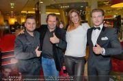 ATV Wien bei Nacht - Lugner Kinocity - Mi 12.02.2014 - 3