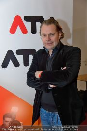 ATV Wien bei Nacht - Lugner Kinocity - Mi 12.02.2014 - 4