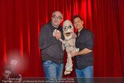 Tricky Niki Premiere - Kabarett Simpl - Di 18.02.2014 - Tricky NIKI, Michael NIAVARANI1