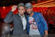 Tricky Niki Premiere - Kabarett Simpl - Di 18.02.2014 - Eric PAPILAYA, Fadi MERZA14