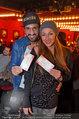 Tricky Niki Premiere - Kabarett Simpl - Di 18.02.2014 - Fadi MERZA mit Ehefrau Ines17