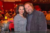 Tricky Niki Premiere - Kabarett Simpl - Di 18.02.2014 - Nadja MALEH, Bernhard MURG24