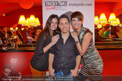 Tricky Niki Premiere - Kabarett Simpl - Di 18.02.2014 - Tricky NIKI67