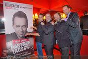 Tricky Niki Premiere - Kabarett Simpl - Di 18.02.2014 - Tricky NIKI mit Manager-Team (u.a. Bernhard MURG)68
