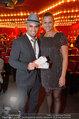Tricky Niki Premiere - Kabarett Simpl - Di 18.02.2014 - Eric PAPILAYA mit Freundin Julie6
