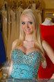 Lugner Ballkleid Anprobe - Modehaus prominent - Di 18.02.2014 - Crazy Cathy SCHMITZ24