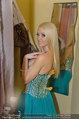 Lugner Ballkleid Anprobe - Modehaus prominent - Di 18.02.2014 - Crazy Cathy SCHMITZ31