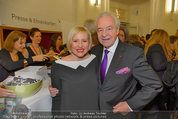Premiere ´Besuch der alten Dame´ - Ronacher - Mi 19.02.2014 - Lizzy Elisabeth ENGSTLER, Harald SERAFIN15